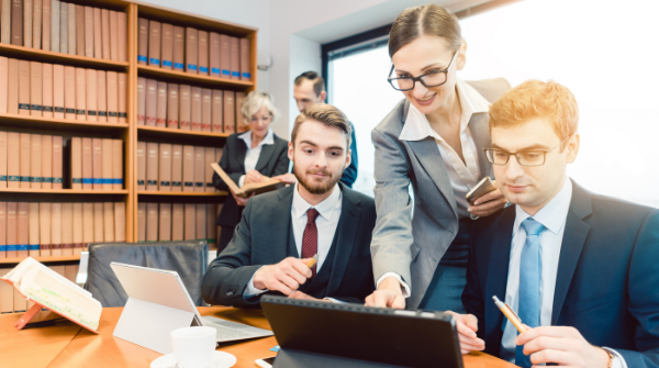 law firm leadership and management